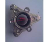 Butuc fata 110-125 cc, cu disc de frana 6 gauri