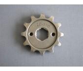 Pinion fata (530),ax 20 mm,dinti 12