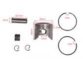 kit piston pocket 47cc / 40mm  2T (rulment inclus)