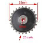 Pinion pompa ulei 110-125cc