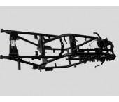 Cadru bashan 200-S7, 200-S7A (dezmembrat)