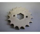 Pinion fata 200-250cc 428 (AX 20 mm), 16 dinti
