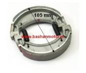 Set saboti 110-125 cc ( pentru tambur in 4 surub)