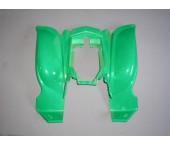 Carena spate 150-200-250 cc (verde)