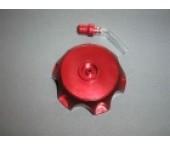 Buson rezervor metal Tuning coss 125cc(rosu)