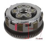 Ambreiaj atv 200cc ( 6 disc/5+1) pinion 73 dinti