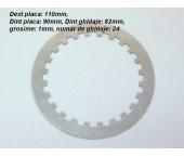 Placa otel la disc ambreiaj CG150-200-250