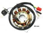 Stator magnetou 11 bobina (150cc)