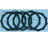 Disc ambreiaj (set 5 buc disc ) Bashan 250S5B