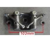 Ansamblu tacheti superior 200-250cc (dist. prind. 103mm)