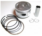 Kit piston 80cc-4T scuter china WS-STANDARD (diametru 47mm)