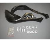 Set protector mana atv/quad  (negru)