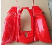 Carena spate sport 150-200-250cc (mic defect aripa spate stanga)