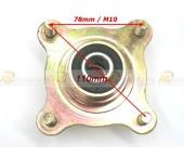 Butuc roata fata atv 150-200-250cc (distanta diag. 11cm)