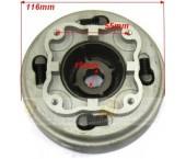 Ambreiaj 110-125cc CROSS / cutie manuala (2 disc) 18 dinti