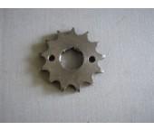 Pinion fata 200-250 cc 428 ( grosime ax 17/20 mm), 13 dinti