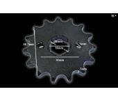 Pinion fata 200-250 cc 428(20mm), 15dinti